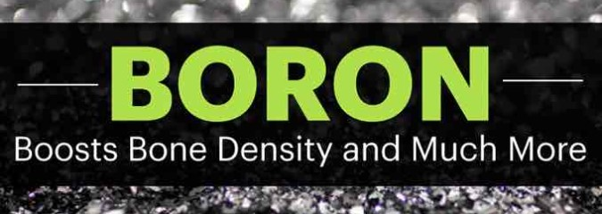 8 Big Benefits of Boron & How to Know If You're Getting Enough