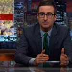 John Oliver's Hilarious Rant Exposes the Horrors of the Chicken Industry
