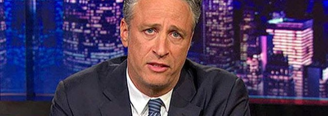 Bravo Jon Stewart: Comedian Forgoes Jokes to Examine Charleston & Racism in the U.S.
