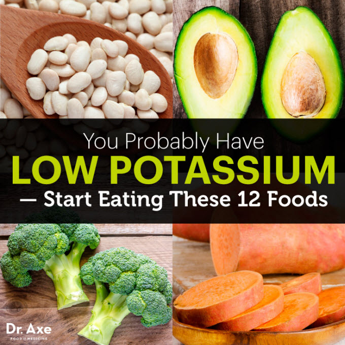 potassium foods low diet rich food axe dr draxe health symptoms levels natural nutrition help pottasium eating eat overcome recipes