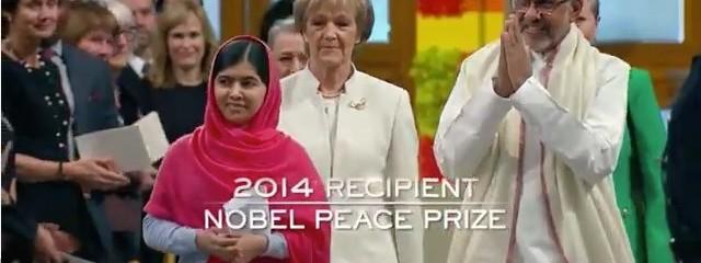 Sneak Peek: Watch Inspiring Trailer of Film About Nobel Winner Malala