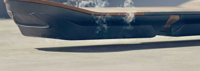 Lexus Slated to Release 'Back to the Future' Hoverboard August 5 (See Cool Videos)
