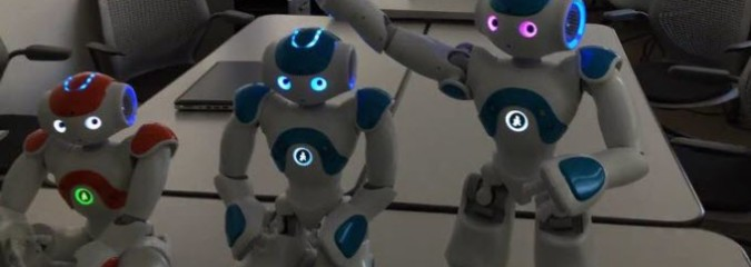 Wow! Scientists Demonstrate Robots Showing Self-Awareness (Video)
