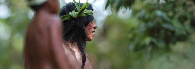 Amazon Tribe Creates 500-Page Remarkable Natural Medicine Encyclopedia