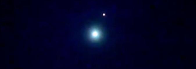 Two Videos of Star of Bethlehem: Stunning Venus and Jupiter Conjunction Last Night