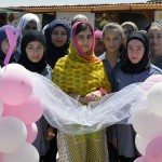Malala Celebrates Her 18th Birthday By Opening a Girl's School in Syria