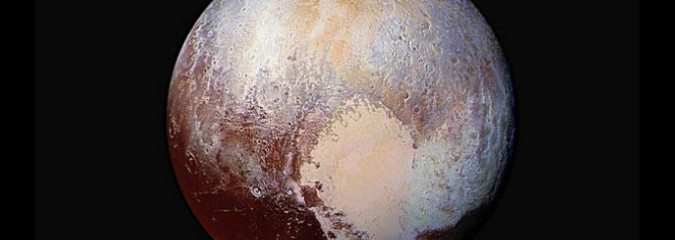 NASA Releases Stunning New Close-up Color Images of Pluto (1MIN Video)