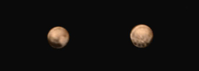 Magnetic Storm, Images of Red Pluto Captured by NASA's New Horizons | S0 News July 5, 2015