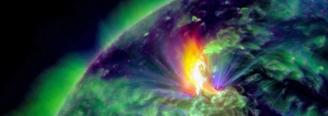 When Is Next Superflare Due? Magnetic Storm Watch, Quake/Volcano   S0 News August 15, 2015