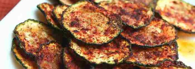 Got Zucchini? Try These Delicious Smoked Paprika Zucchini Chips