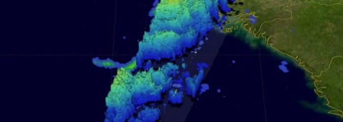 "Hurricane Fred ""Hot Towers"" Dump 5 Inches of Rain Per Hour| S0 News September 1, 2015"