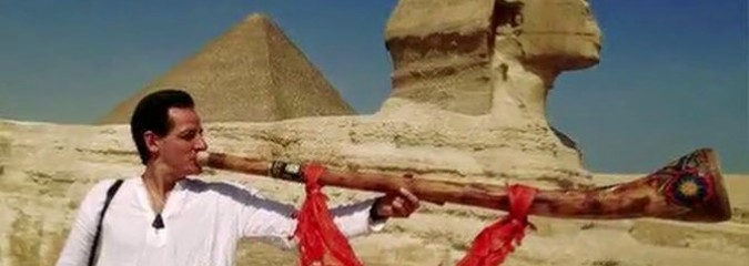 Amazing Shaman/Musician, Rafael Bejarano, Tragically Killed in Egypt (MUST SEE Video)