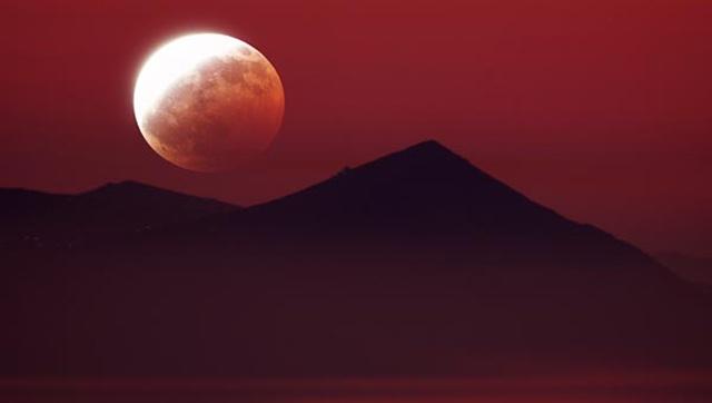 supermoon eclipse 2015