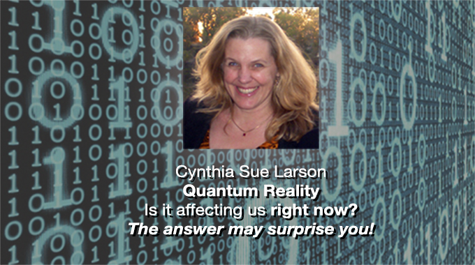 CLN RADIO NEW EPISODE: The Quantum Reality and How it's Affecting You Now