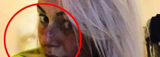 Woman Flees Her Home After This Ghost Shows Up in Her Selfie