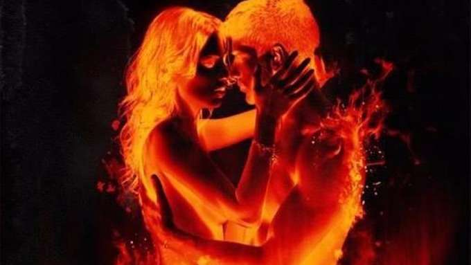 Erotic terms fire and ice