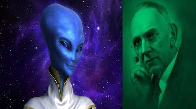 Edgar Cayce Speaks About The Arcturian Alien Race Video