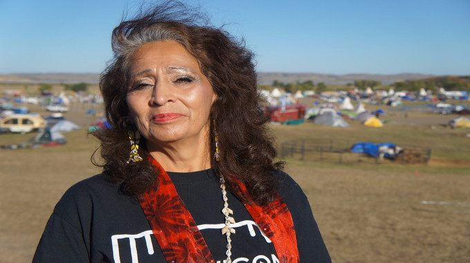 15 Women Who Are Bravely Resisting The Dakota Access