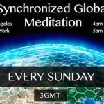 Peace Through Synchronized Global Meditation