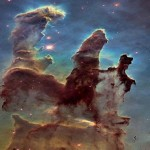 Hubble Telescope Captures Spectacular New Views of 'Pillars of Creation'