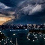 Sydney Lashed By Storm of the Century, Solar Flare, Earthquakes  S0 News April 21, 2015