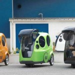 This $10K Air-Powered Vehicle Could Be the Tiny Car To Go With Your Tiny House