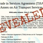 """""""A Dark Day For Democracy"""": WikiLeaked TISA Docs Expose Yet Another Corporate-Friendly, Screw the People Treaty"""