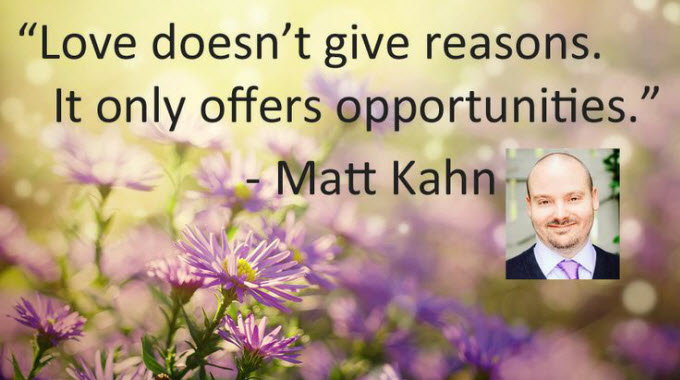 Image result for matt kahn vibrational frequency quotes purple