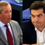 'Leave Euro, retake democracy!' Nigel Farage to Alexis Tsipras in Passionate Speech (VIDEO)