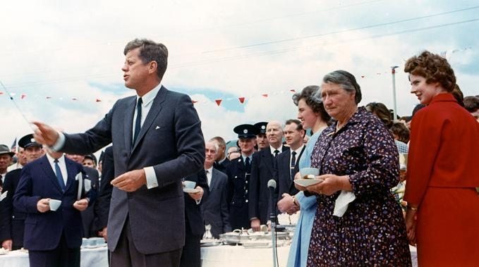Documents Show JFK Was Murdered Days After Demanding Answers About UFOs From The CIA : Conscious