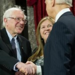"Backing Bernie's Bold Vision, Biden Knocks Hillary's ""No We Can't"" Mantra"