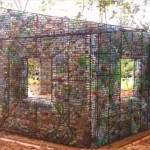This eco-village in Panama will be constructed from recycled plastic bottles