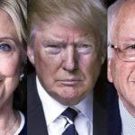 The Numerology of Hillary Clinton, Donald Trump and Bernie Sanders