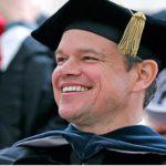 Watch Matt Damon Slam Donald Trump, Wall Street and[WP1]  THE Media in Hilarious MIT Speech