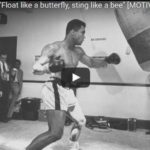 Morning Inspiration: How To Be The Best In Your Field (Motivational Video with Muhammad Ali)