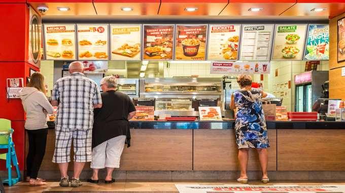 Fast Food Corruption