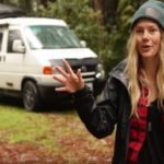 Can a Woman Safely Travel Alone in Her Van? This 20-Something Female Shows You How