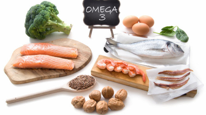 What Foods Are High In Omega  Fatty Acids