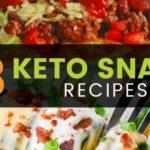 Dr. Axe: 18 Healthy And Delicious Keto Snacks